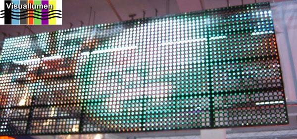 LED curtain |