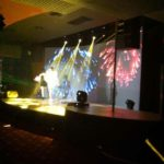 P6 indoor curve LED screen